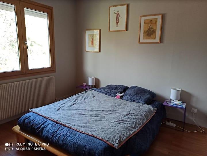 Chambre3 Villa la passerelle Puy en velay