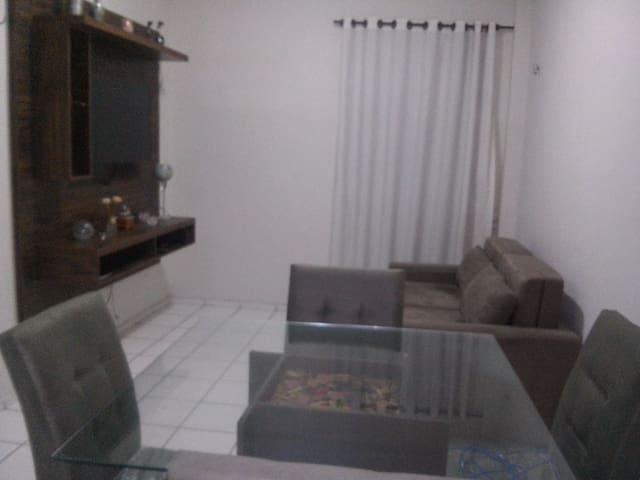 Apartamento confortável, excelente localização