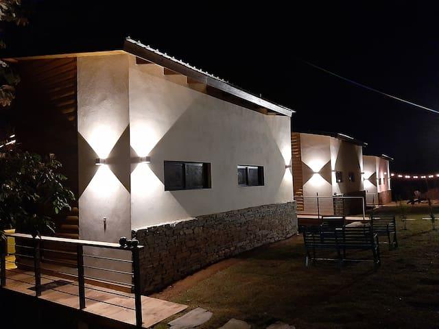 BLACK DOOR SIGNATURE / TINY HOUSE #1