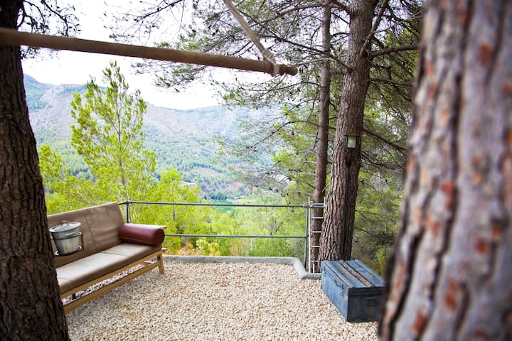 Relax in Eco Paradise - PAZ - Callosa d'en Sarrià