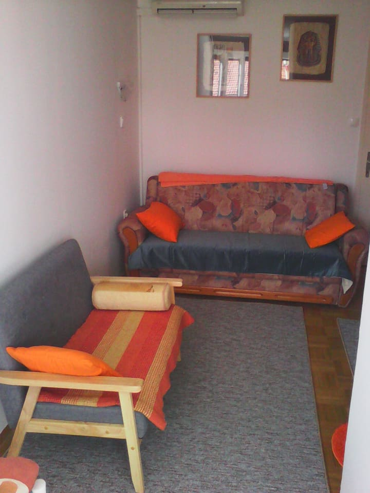 Studio apartment Biograd