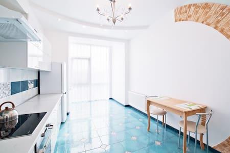 НОВАЯ квартира Санторини  в Аркадии - Odessa - Wohnung