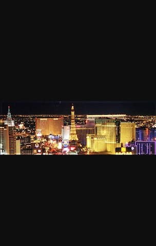 PRIVATE ROOM 15 MIN FROM THE STRIP - Las Vegas - Lejlighed