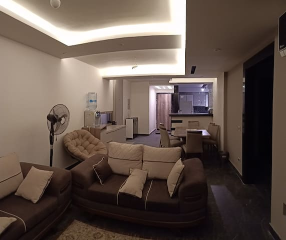HFurnished apartment for rent at 5th settlement
