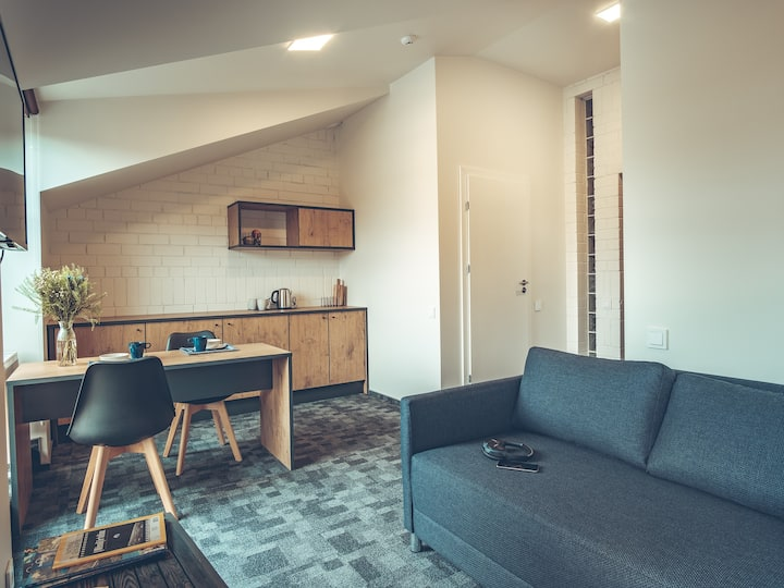 Studio Apartment for 3 persons