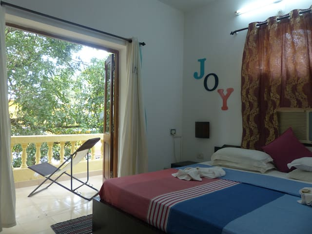Unwind, at our Resort Home near Calangute Beach