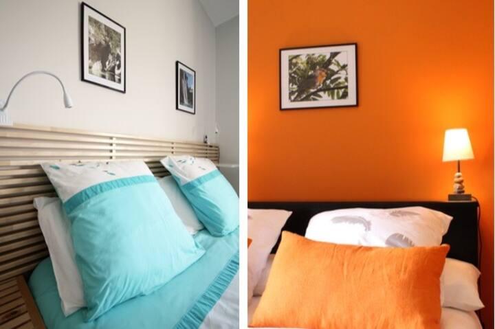 Suite Pierres Fines Ambre & Turquoise