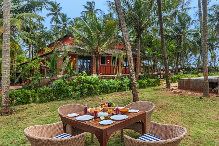 Ocean Pearl, Beach Villa in Hejamady, near Udupi