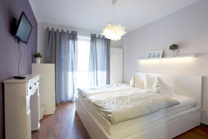 Neues, gemütliches Ferienquartier für 8 Personen - Jena - Departamento