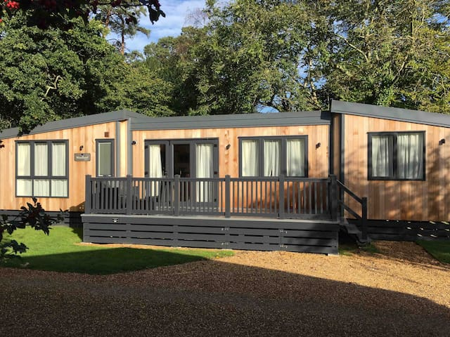 New Forest Woodland Retreat