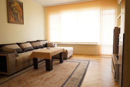 Spacious, cosy apartment meters from park Ayazmoto