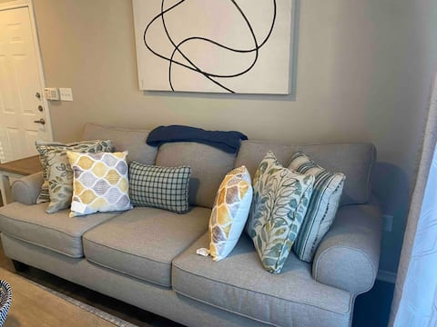 Lovely 1 bedroom 10 minutes away from DFW airport