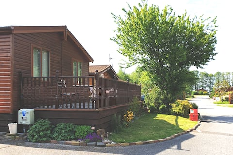 Country Park Lodge near York