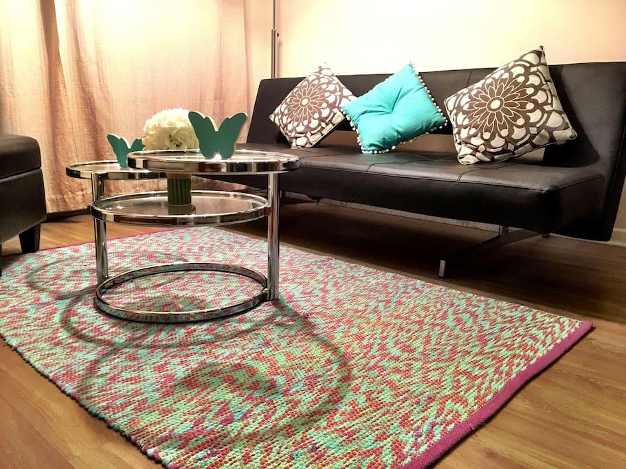 Acogedor Living Room