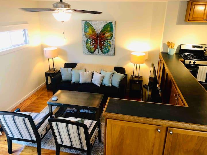 Elegant, Upscale, Modern Apartment