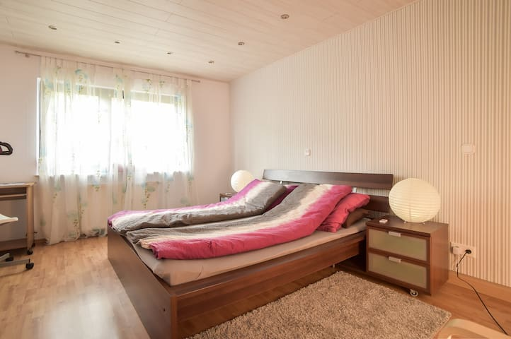 Luxus! Top 112-m²-Apartment mit 2 Bädern + Garage! - Heilbronn - Apartamento
