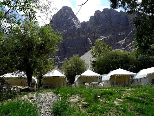 TIH Royal Desert Camp-Nubra