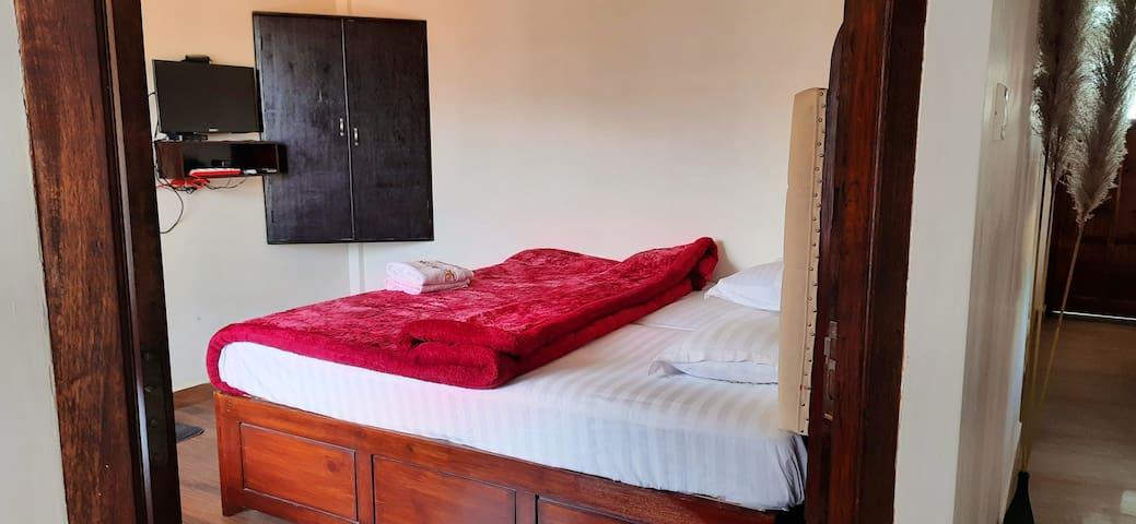 Double Bedroom @ A la Maison - Cozy & Comfy