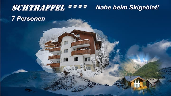 "Schtraffel **** Close to the ski area ""Stafelwald"""