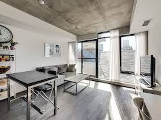 Luxury Loft, in the heart of downtown Toronto