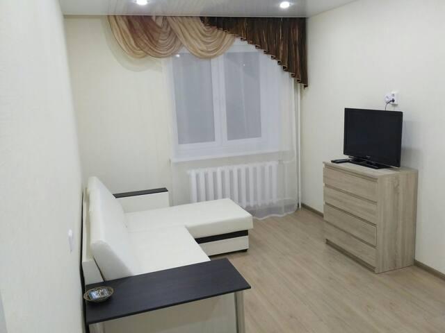 Комфортная евродвушка (с парковкой) - Киров - Apartment
