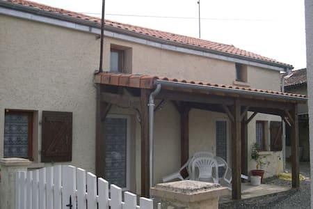 Maison 59m² au coeur du Layon