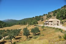 Finca in Natural Park, Sierra de Segura