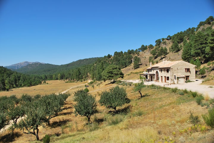 Finca in Natural Park, Sierra de Segura