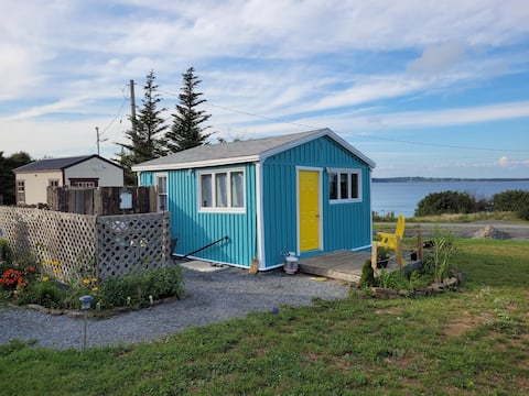 Off the Beaten Trail's Garden Shed Camp