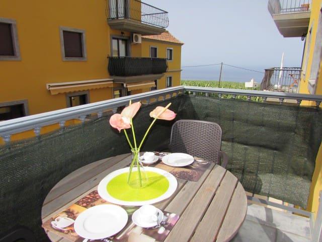 Beste Klimazone mit Pool - ROSA - Tazacorte - Wohnung