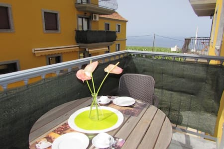 Beste Klimazone mit Pool - ROSA - Tazacorte - Appartement