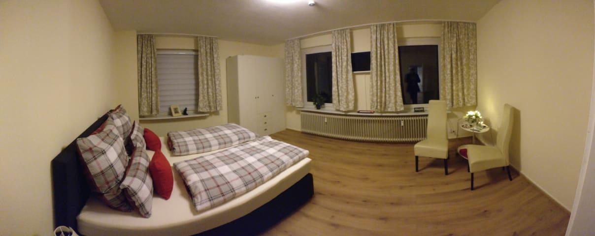 Schöne 52qm Wohnung (Nähe Messe Airport)