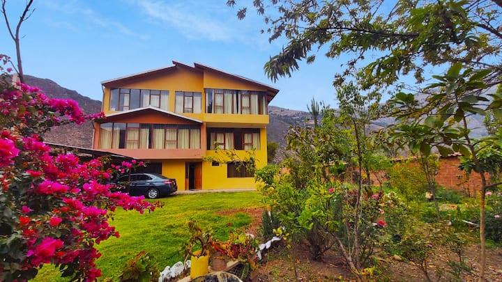 La Casa de Lautaro\ Rooms with amazing views