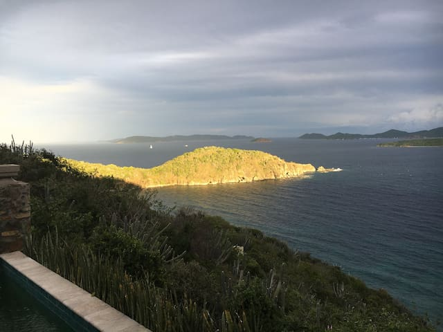 Caribbean Sunrise - St. John - House