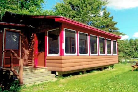 Cabin 17 - White Milller - Rockwood