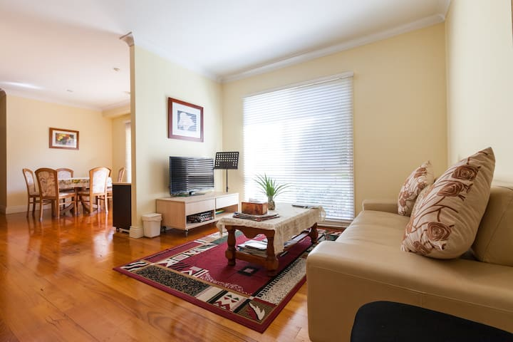 Melbourne East Doncaster Townhouse