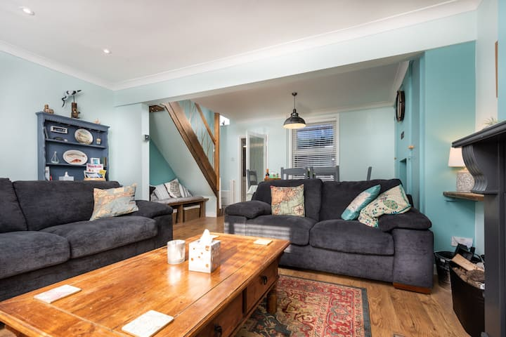 Cozy Central Cromer Self Catering Cottage