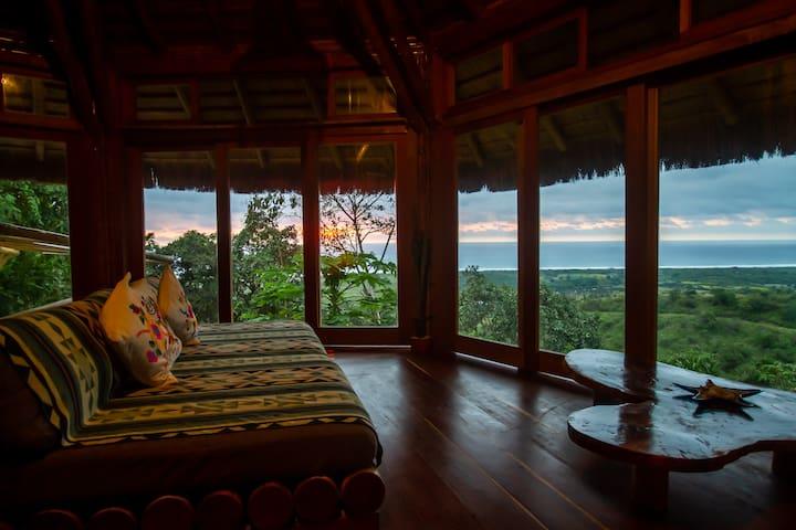 COCHAPUNKO AYAMPE Hermosa vista 360 Finca organica
