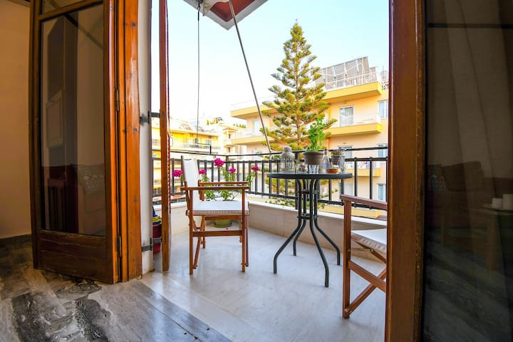 Spacious flat in the city center!