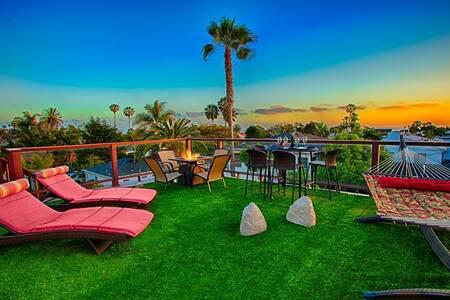 #372 - Tropical Hideaway - San Diego