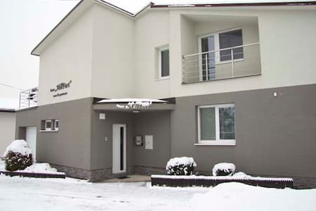 Small apartment center Bojnice Fort