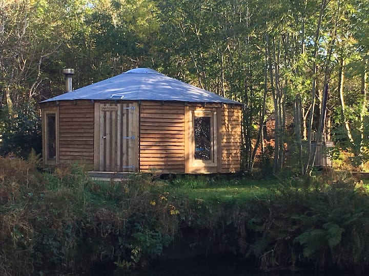 Eco retreat in a middle of a conservation area