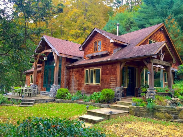 The Lodge at Putnam Valley - Putnam Valley - House