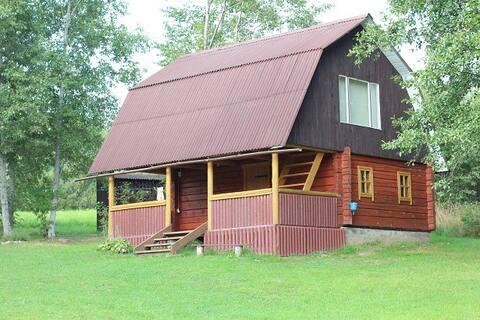 Lake house, sauna, playground