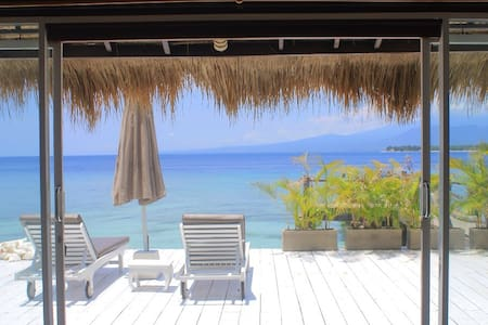 Gili - casa direttamente sul mare - Lombok Utara - 独立屋