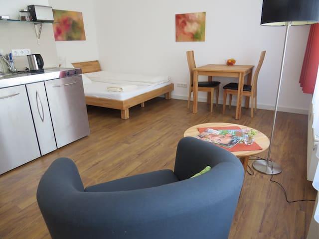 Komfortabel wohnen am Quellenhof nahe Frankfurt(M)
