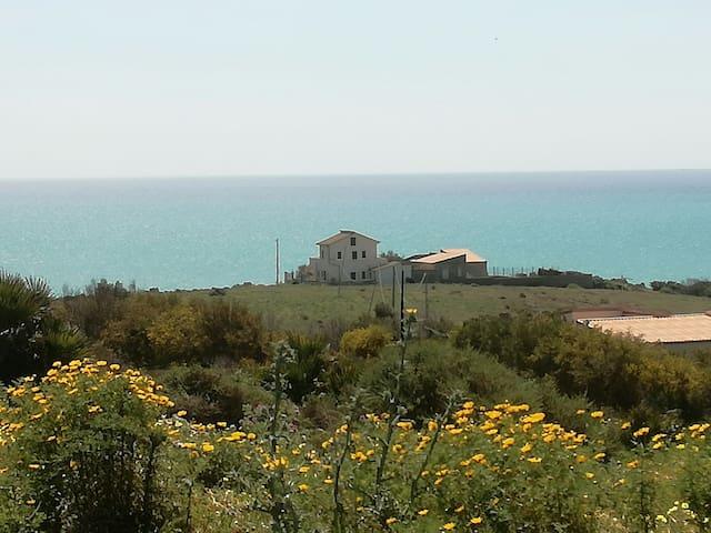 Meravigliosa Punta Bianca - Agrigento - Huis