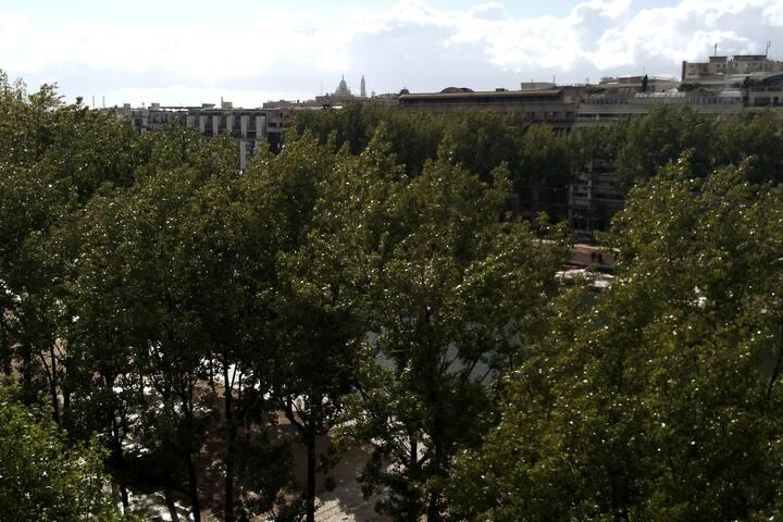 Paris au bord de l'eau