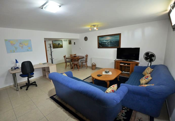 Superb Entire Basement Apartment
