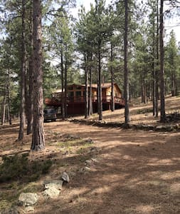 5 Acre Peaceful Mountain Cabin Retreat - Bailey - Cabaña